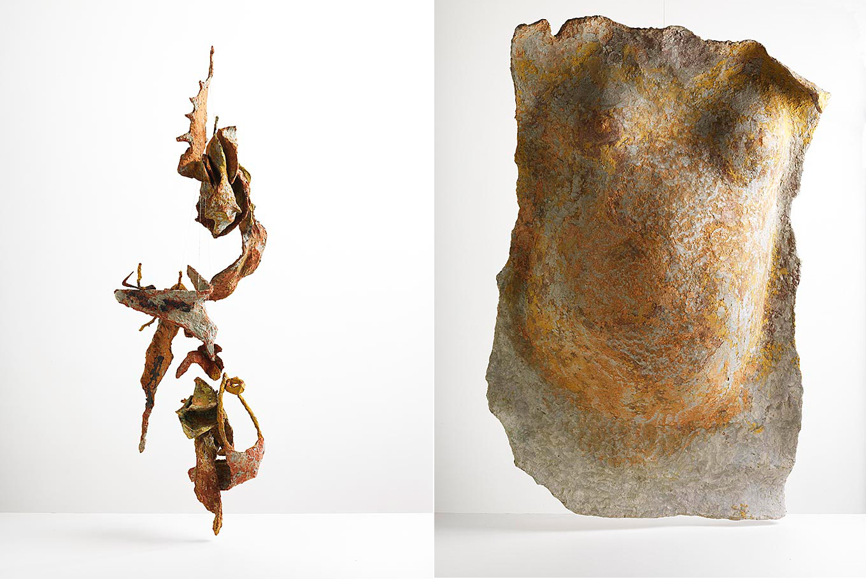 Sculptures de Martine Salavize